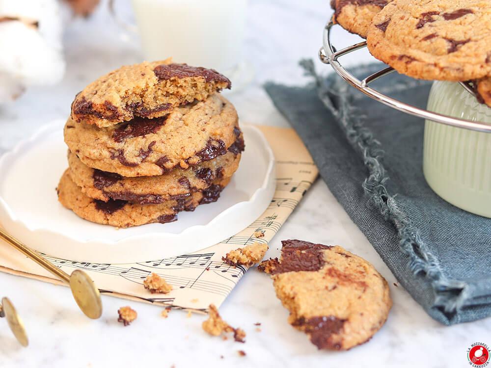La Mozzarella In Carrozza - Chocolate chips cookies