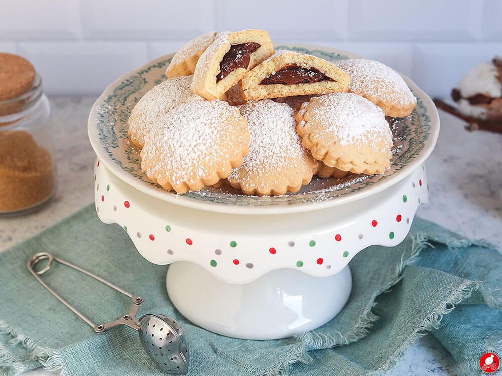 """La Mozzarella In Carrozza - Oven baked carnival """"tortelli"""""""