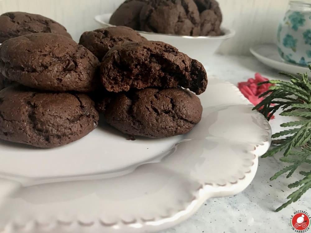 La Mozzarella in Carrozza - Biscotti del buonumore