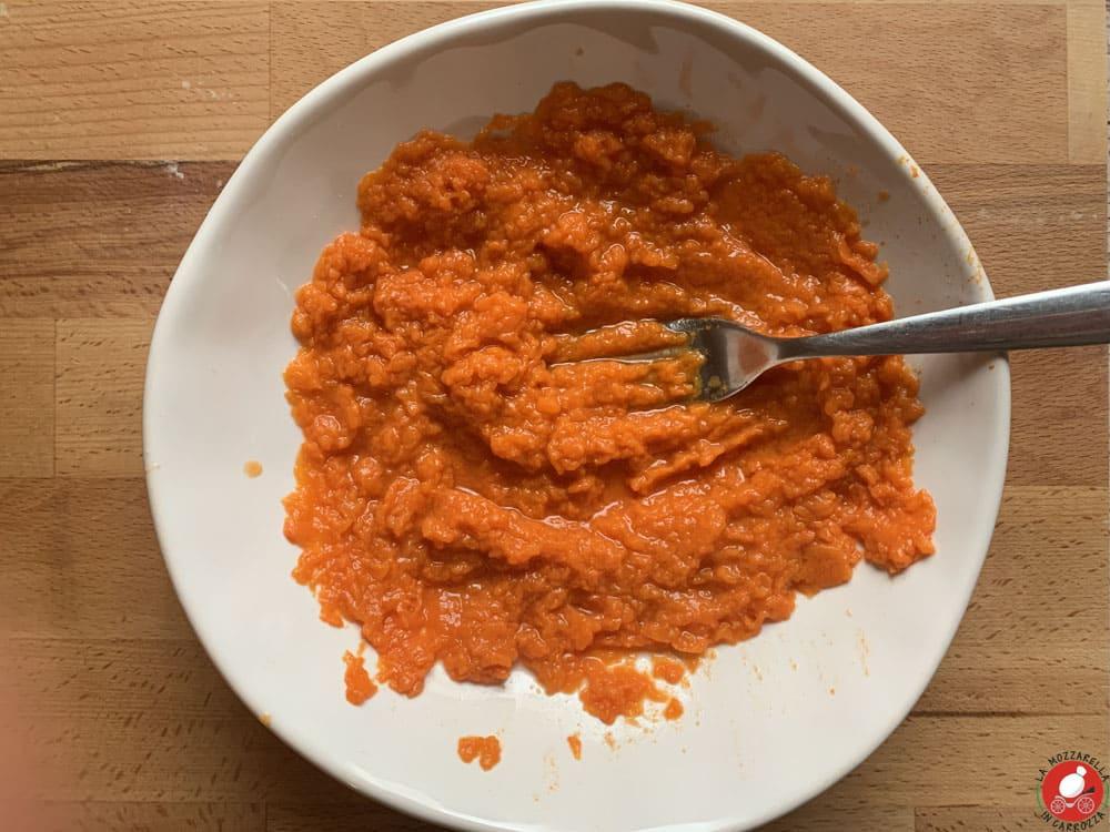 La Mozzarella In Carrozza - Pumpkin gnocchi