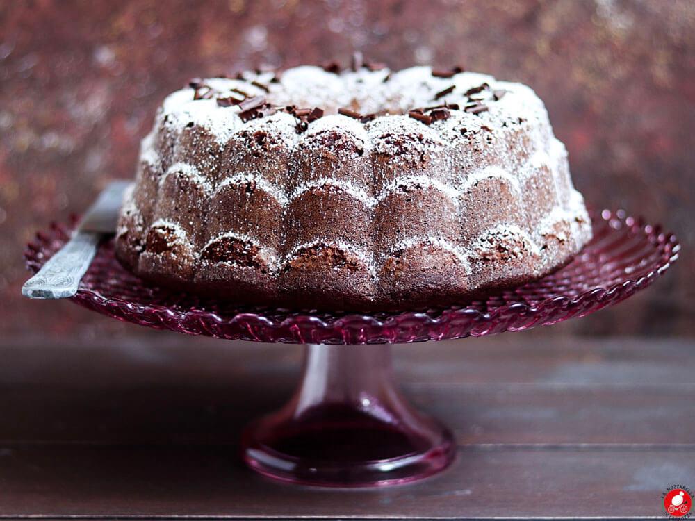 La Mozzarella In Carrozza - Espresso Chocolate Bundt cake