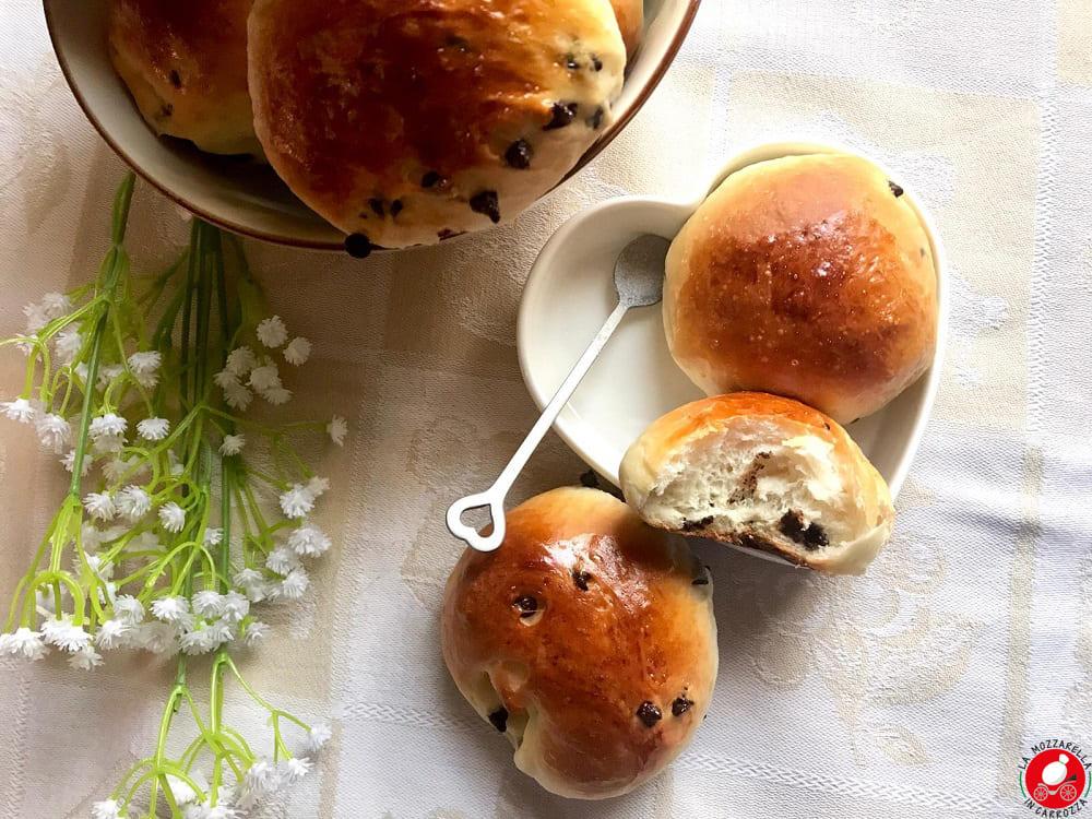 La Mozzarella in Carrozza - Pangoccioli