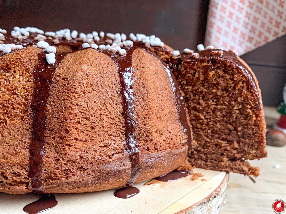 La Mozzarella In Carrozza - Torta alle castagne