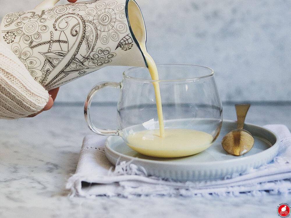 La Mozzarella In Carrozza - Crème anglaise