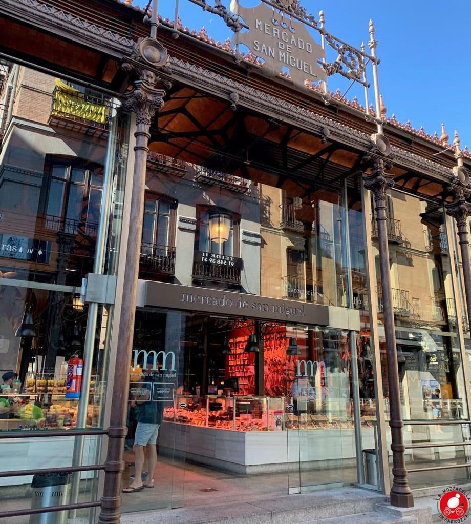 La Mozzarella in Carrozza - Non si può andare a Madrid e non passare al Mercado