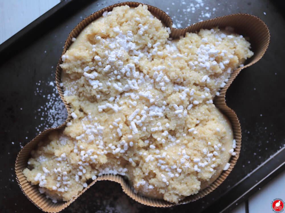 La Mozzarella In Carrozza - Colomba Pasquale