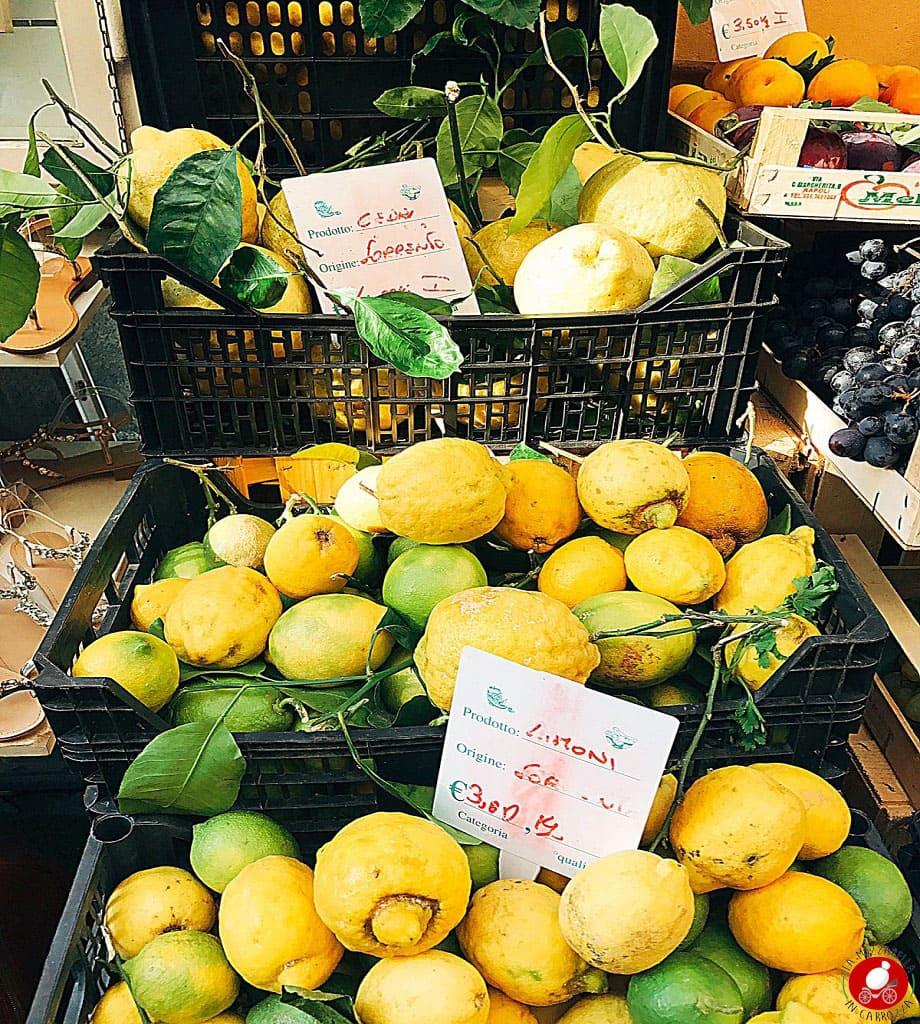 La Mozzarella in Carrozza - Perchè ho scelto Sorrento?