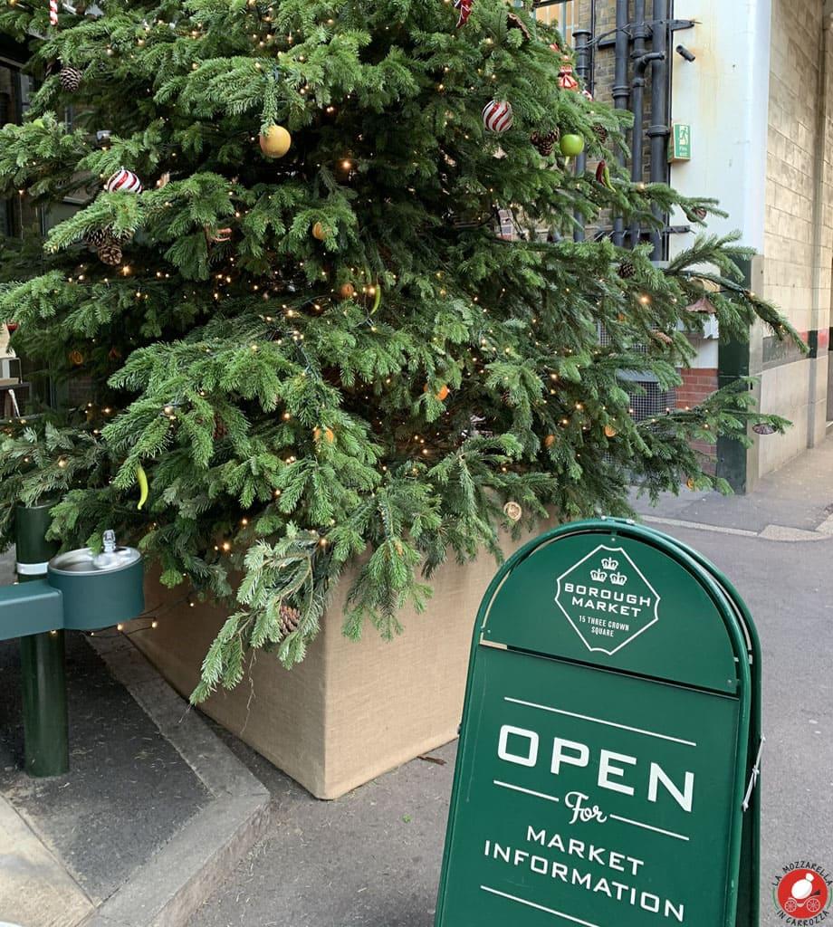 La Mozzarella in Carrozza - Non si può andare a Londra e non passare da Borough Market