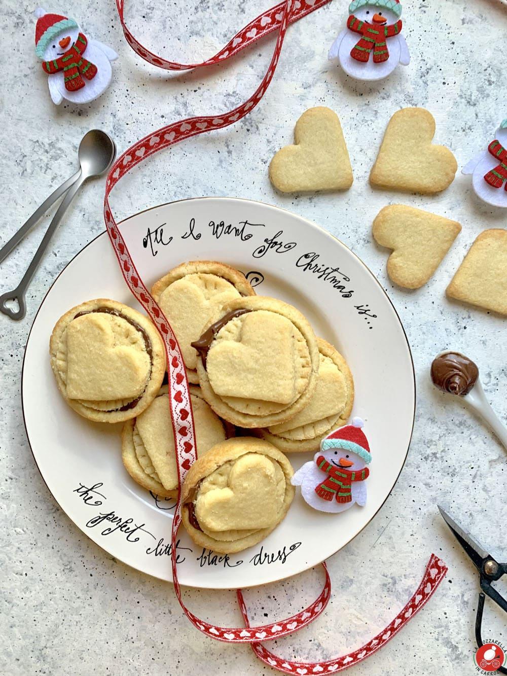 La Mozzarella in Carrozza - Biscotti alla Nutella