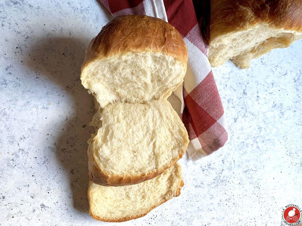 La Mozzarella in Carrozza - Hokkaido milk bread