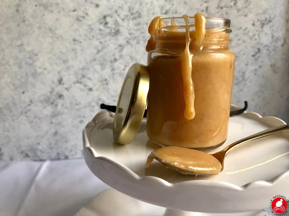 La Mozzarella in Carrozza - Dulche de Leche