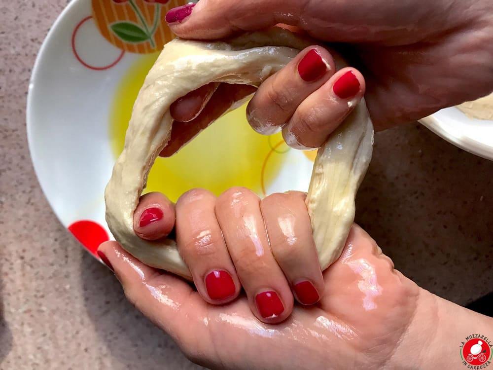 La Mozzarella In Carrozza -