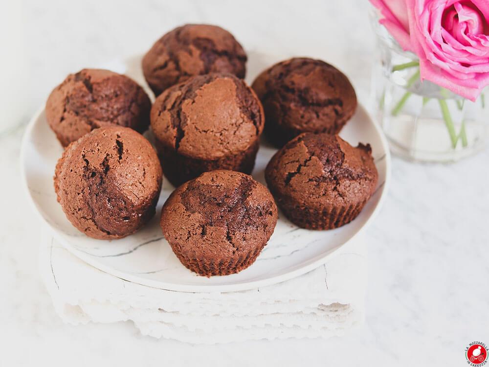 La Mozzarella In Carrozza - Chocolate muffins of California Bakery