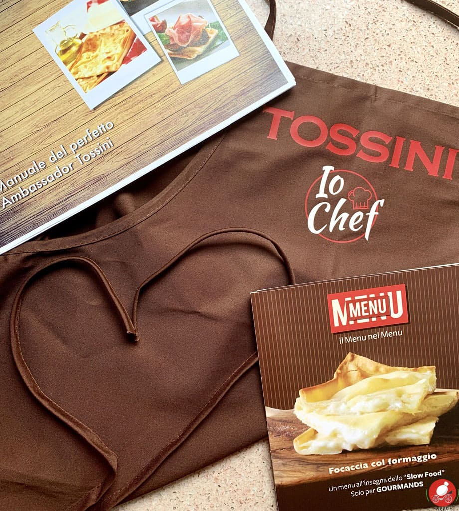 La Mozzarella In Carrozza - Tossini, a new friendship