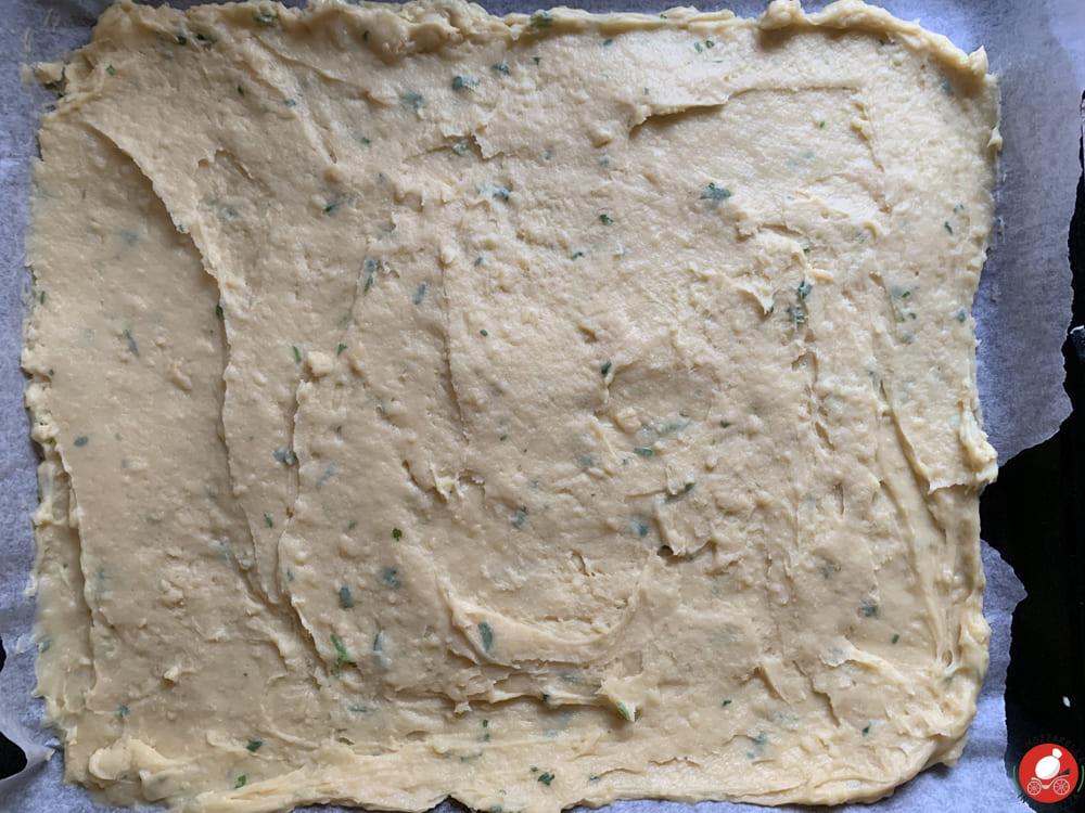 La Mozzarella In Carrozza - Panelle