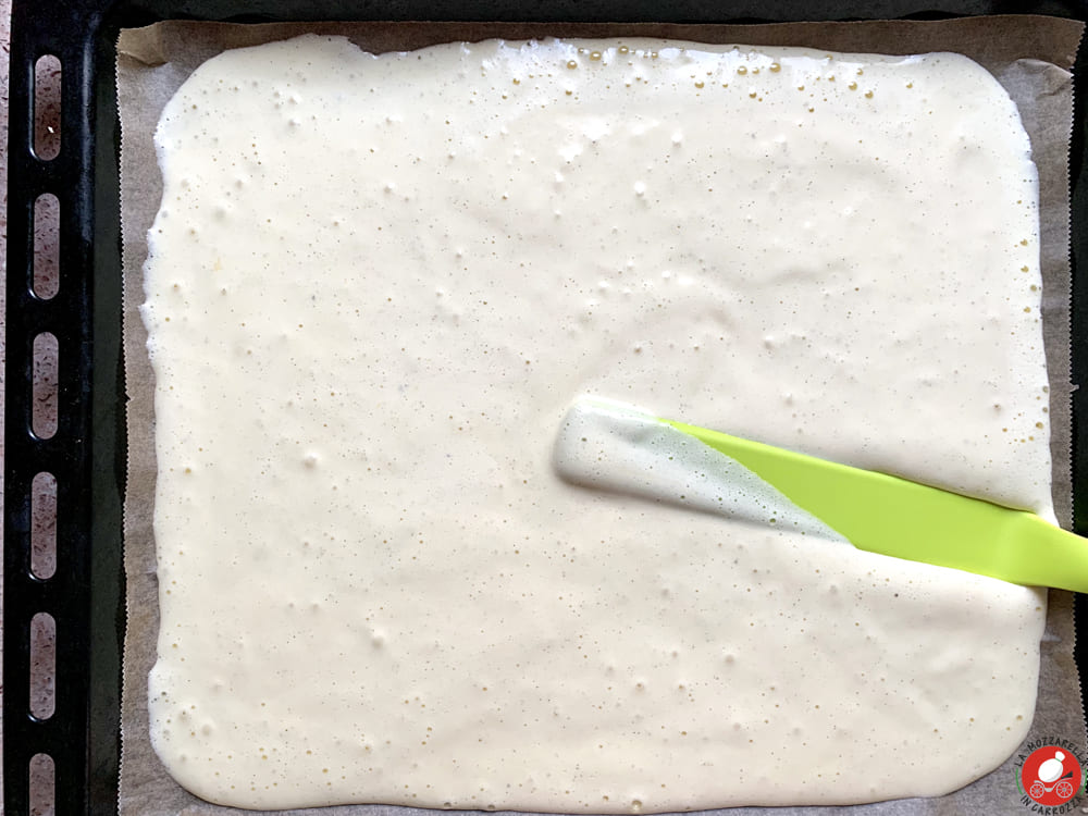 La Mozzarella in Carrozza - Pasta biscotti