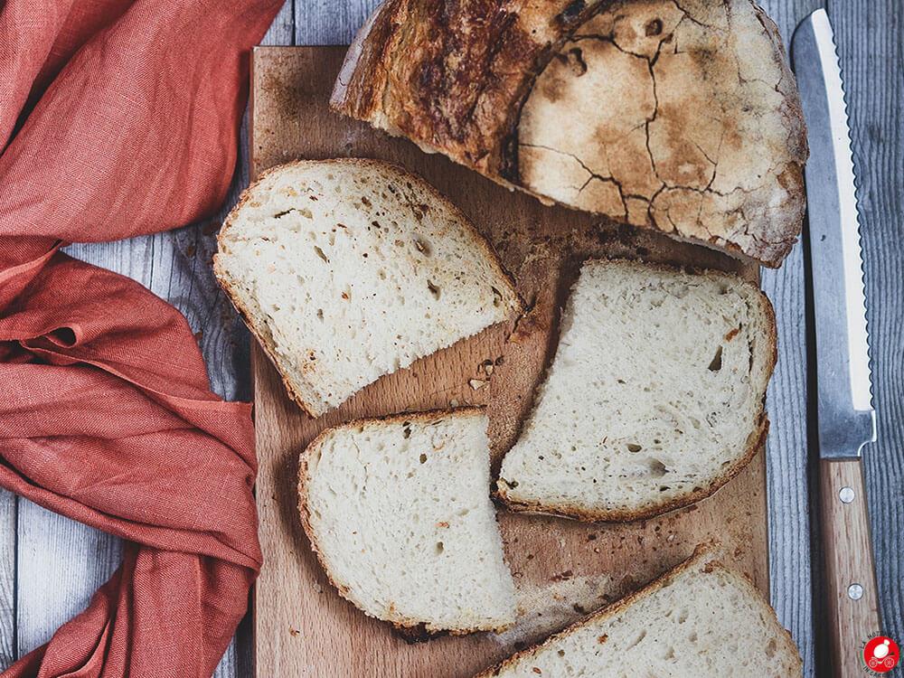 La Mozzarella In Carrozza - Home Made Bread