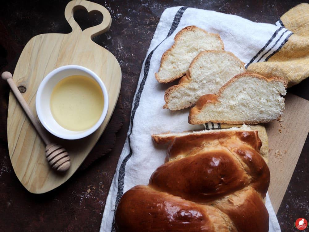La Mozzarella In Carrozza - Challah