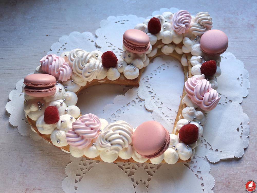 La Mozzarella in Carrozza - Cream Tarte, St Valentine's recipe