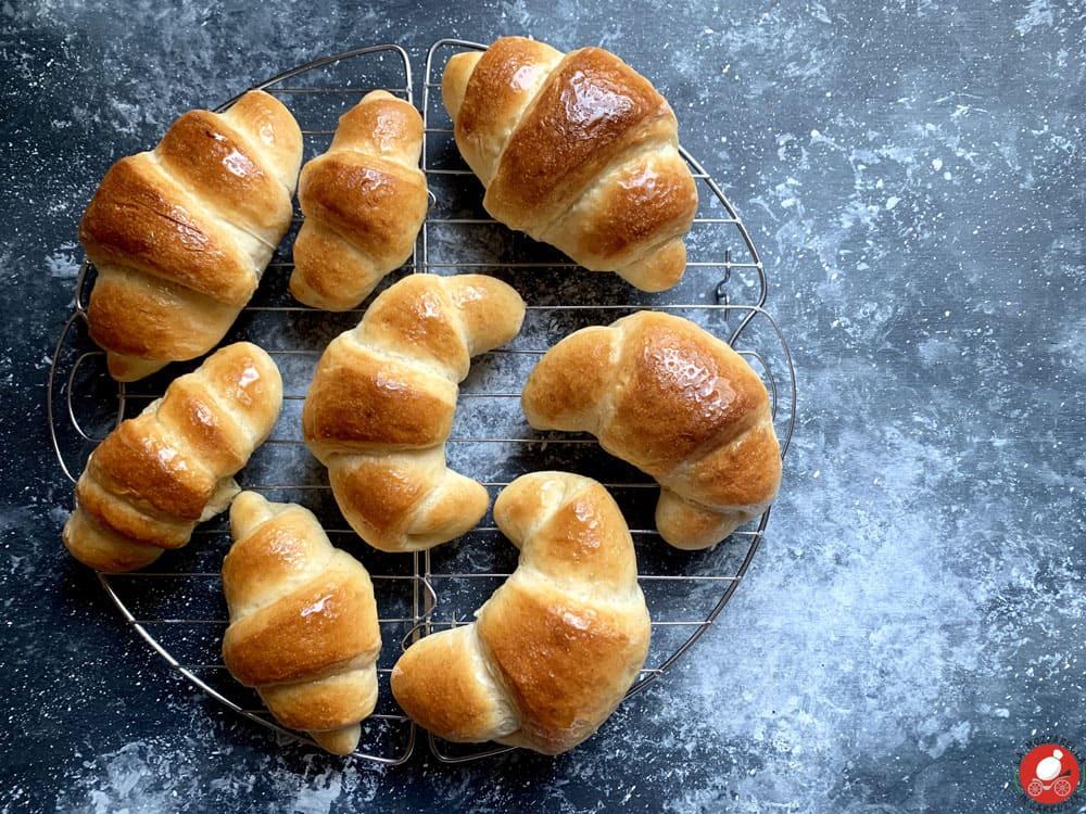La Mozzarella In Carrozza - Brioches al Miele per la colazione