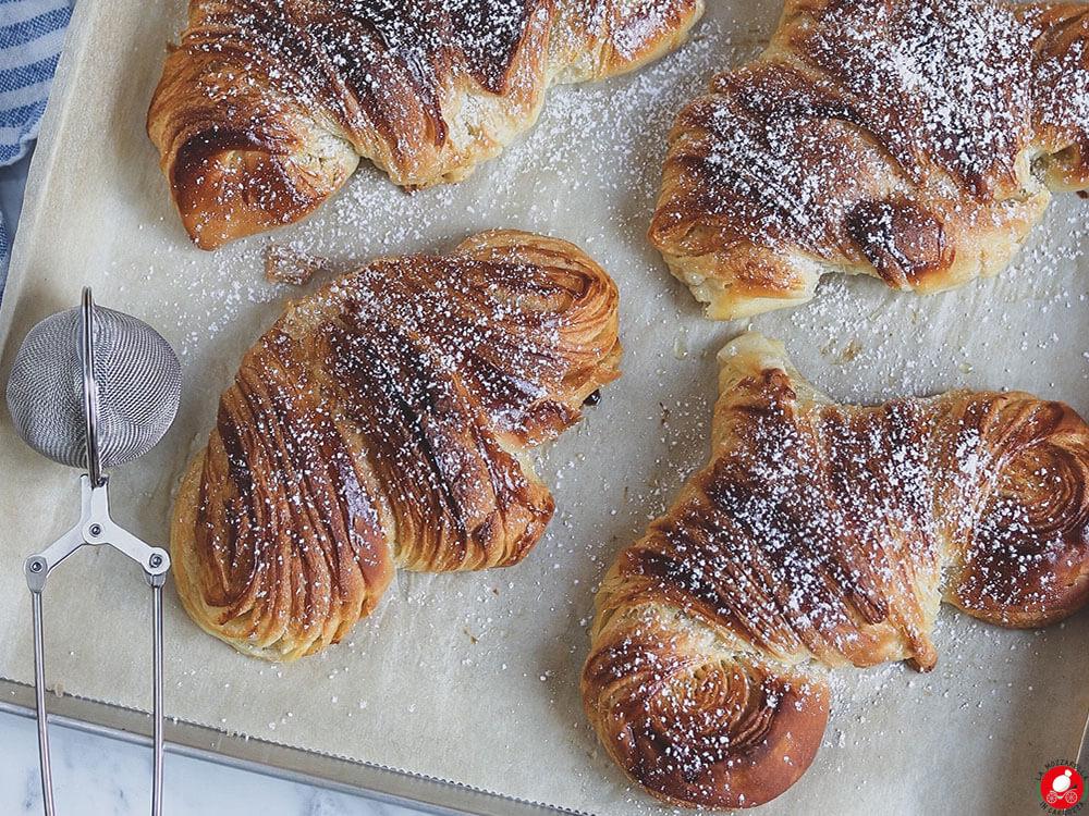 La Mozzarella In Carrozza - Croissant