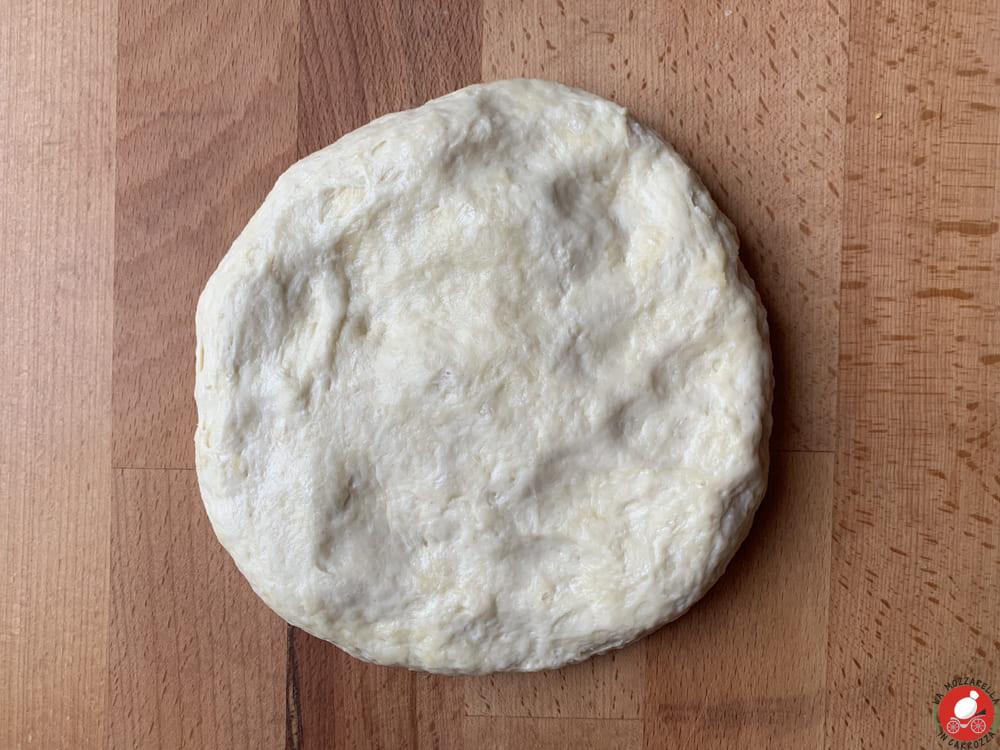 La Mozzarella In Carrozza - Focaccia di Recco